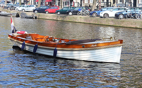 Sloep Belle Amsterdam