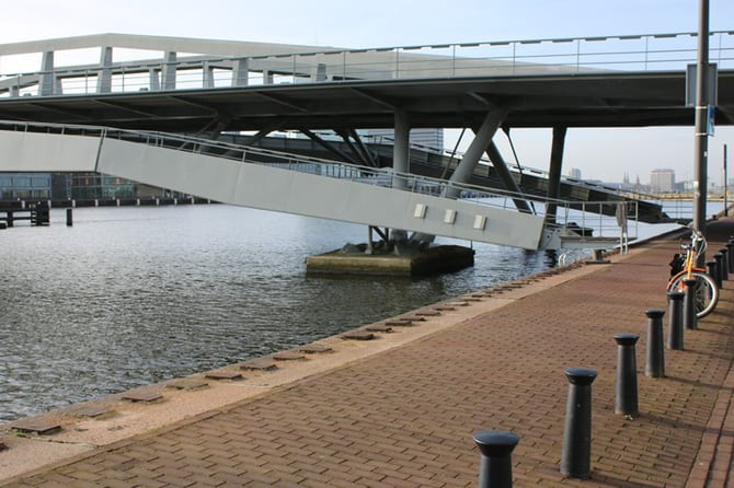Location Jan Schaeferbrug / Java eiland