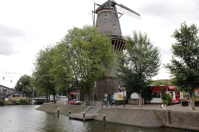 Brouwerij 't IJ / Molen Nieuwe vaart