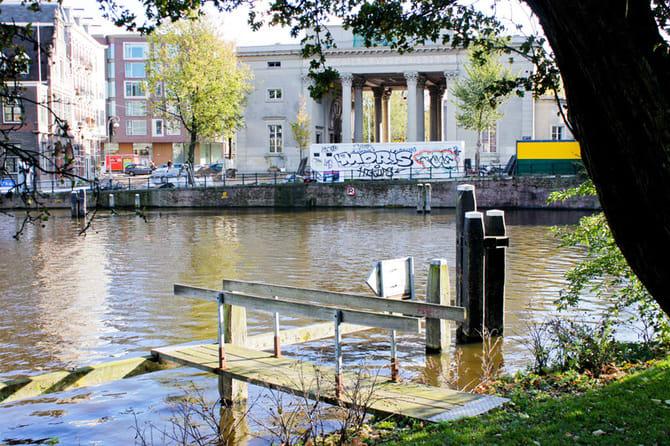 Westerpark - Houtmankade