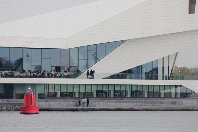 Location Filmmuseum / EYE