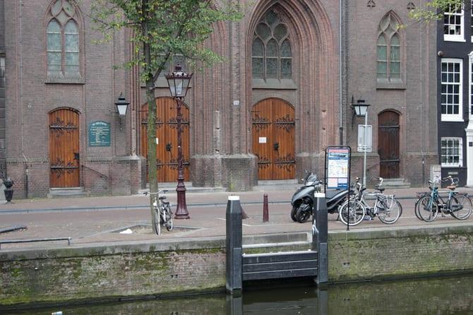 Koningsplein - Krijtbergkerk