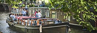 BBQ Boat Amsterdam