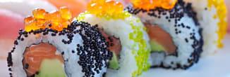 Sushi diner Amsterdam