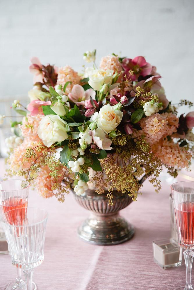 100 Layer Cake | Parisian Brunch Wedding Inspiration