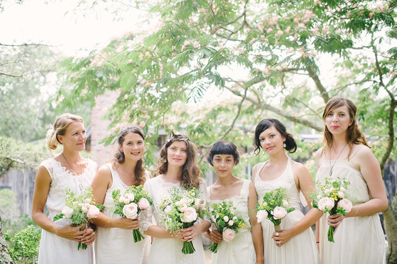 Style Me Pretty | Vintage Inspired DIY Wedding