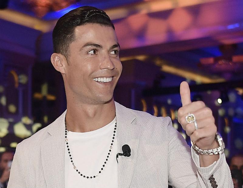 Наколотил: Криштиану Роналду стал первым футболистом, заработавшим миллиард долларов