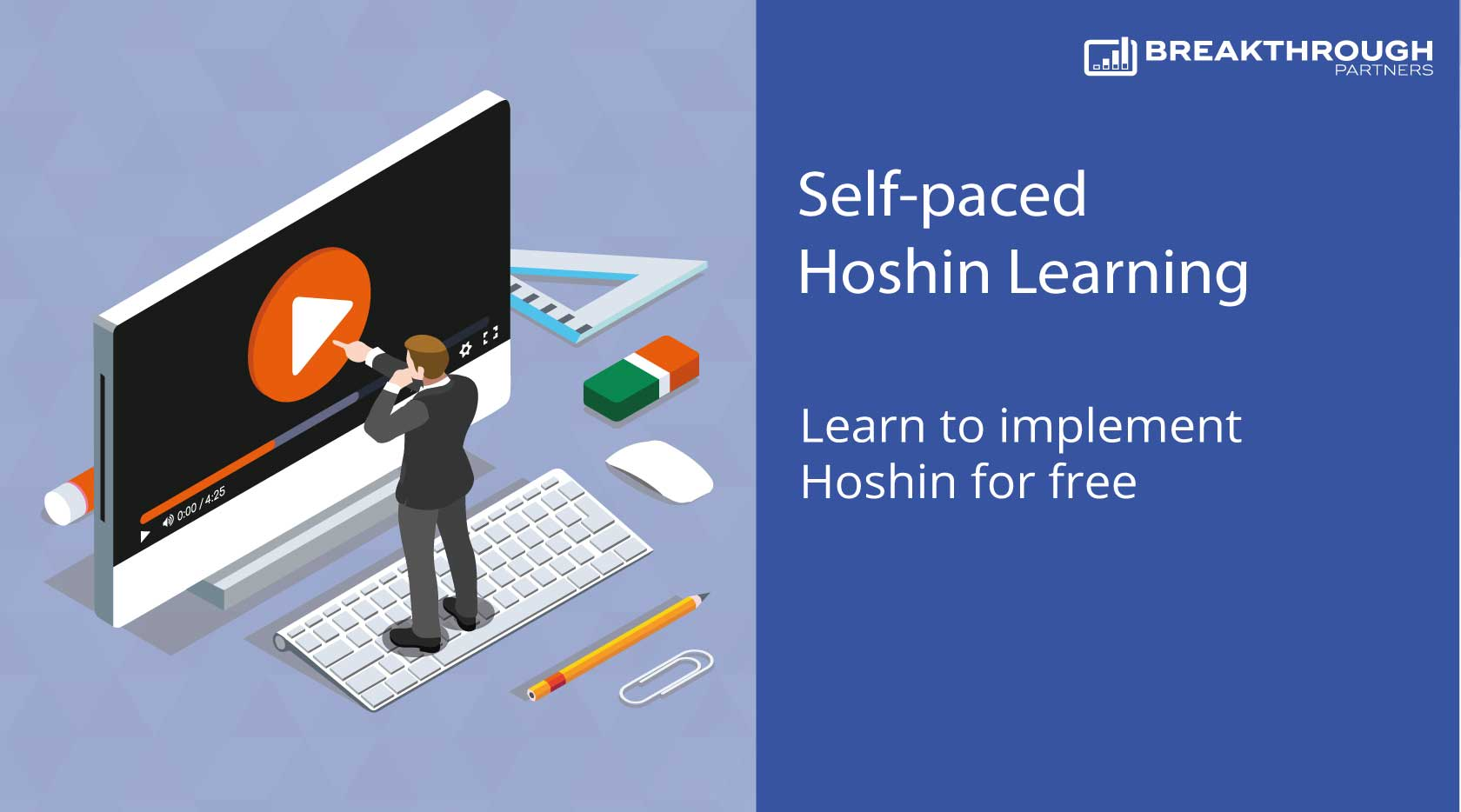 Self-paced Hoshin learning