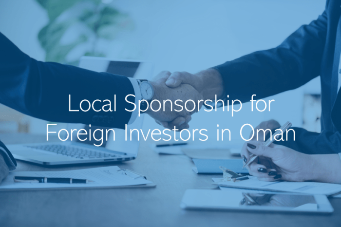 Local Partnership requirements for foreign companies in Oman