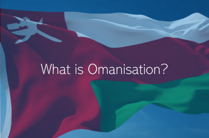 Omanisation in Oman