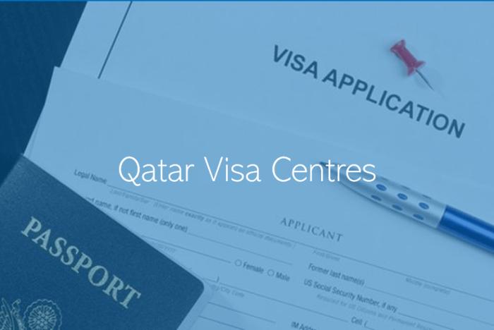 Qatar Visa Centres (QVCs)