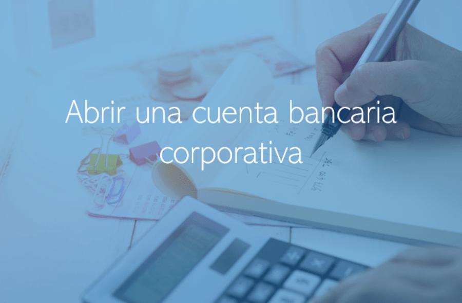 Abrir una cuenta bancaria corporativa en Los EAU