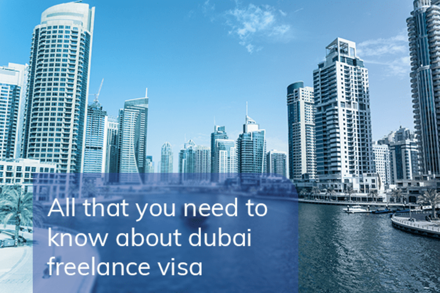 All that you need to know about dubai freelance visa