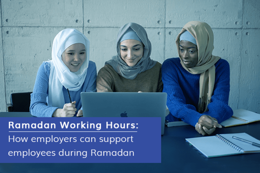 How employers can support employees during Ramadan