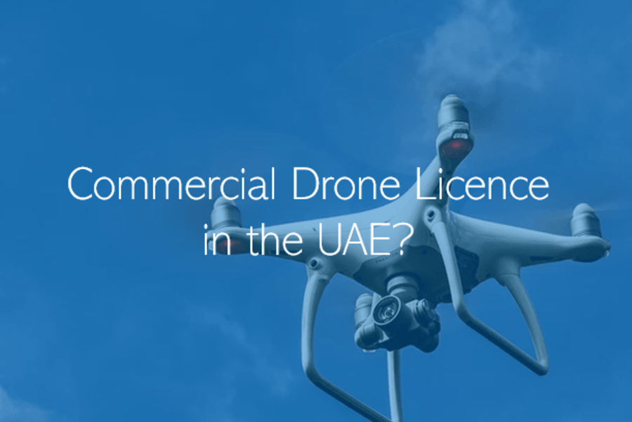 Personal and Commercial Drone Licence in Dubai Abu Dhabi UAE