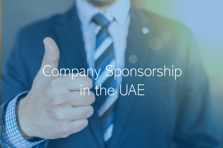 All You Need to Know About Company Sponsorship in the UAE