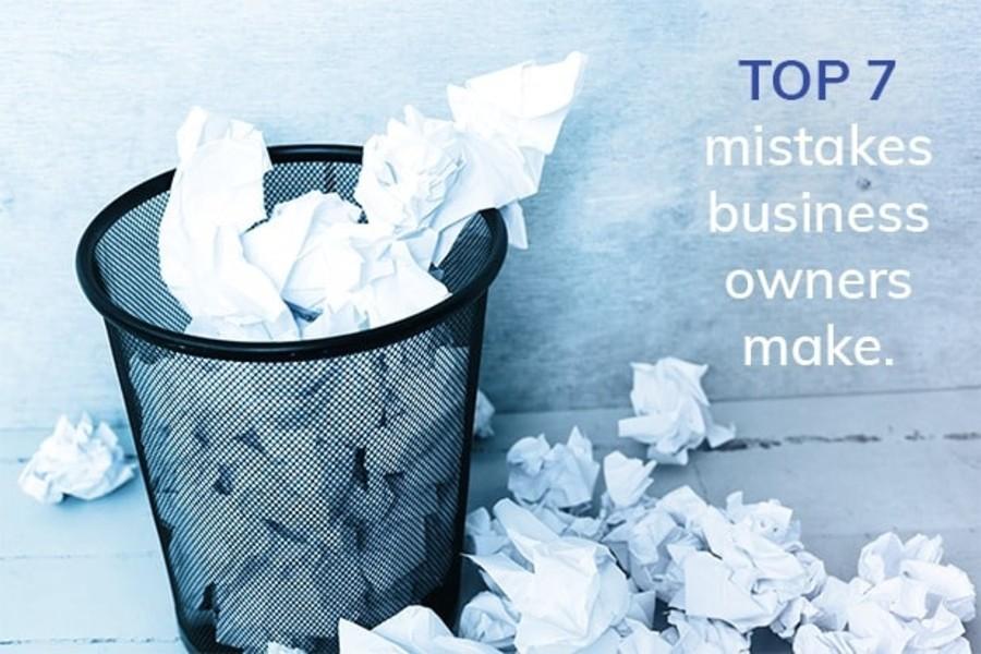 The 7 Top Business Mistakes Entrepreneurs Make Dubai UAE