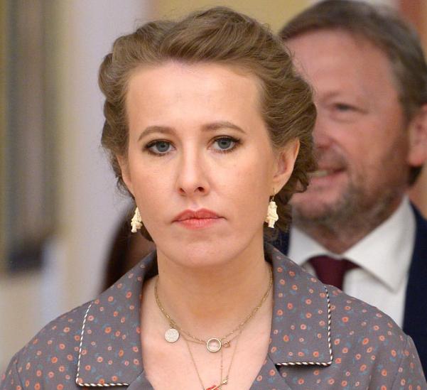 Ксения Собчак высмеяла прямые эфиры российских знаменитостей