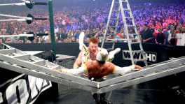 Sheamus et Sin Cara à Money In The Bank 2011