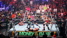 Money In The Bank match 2012