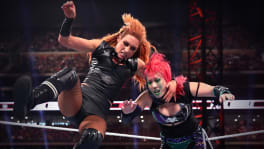 Becky Lynch vs Asuka au Royal Rumble 2020