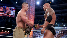 John Cena et The Rock à WrestleMania 29