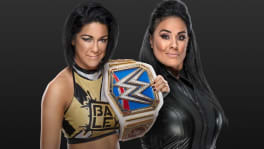 Affiche Bayley vs Tamina à Money In The Bank 2020