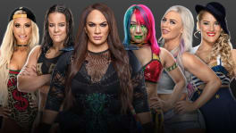 Affiche Money In The Bank Match féminin 2020