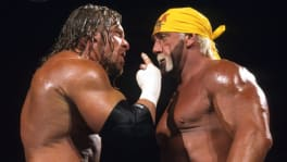 Triple H face à Hulk Hogan à Backlash