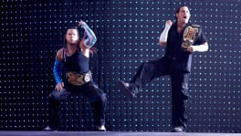 The Hardy boyz à Backlash