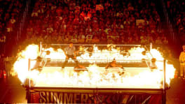 Inferno match à SummerSlam 2013