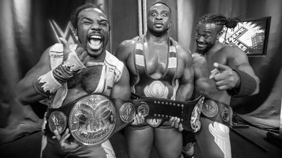 The New Day à Extreme Rules