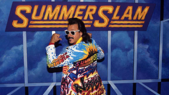 Jimmy Hart à SummerSlam