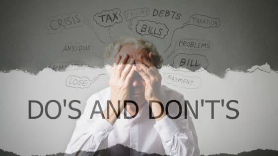 The Dos and Don'ts of Debt