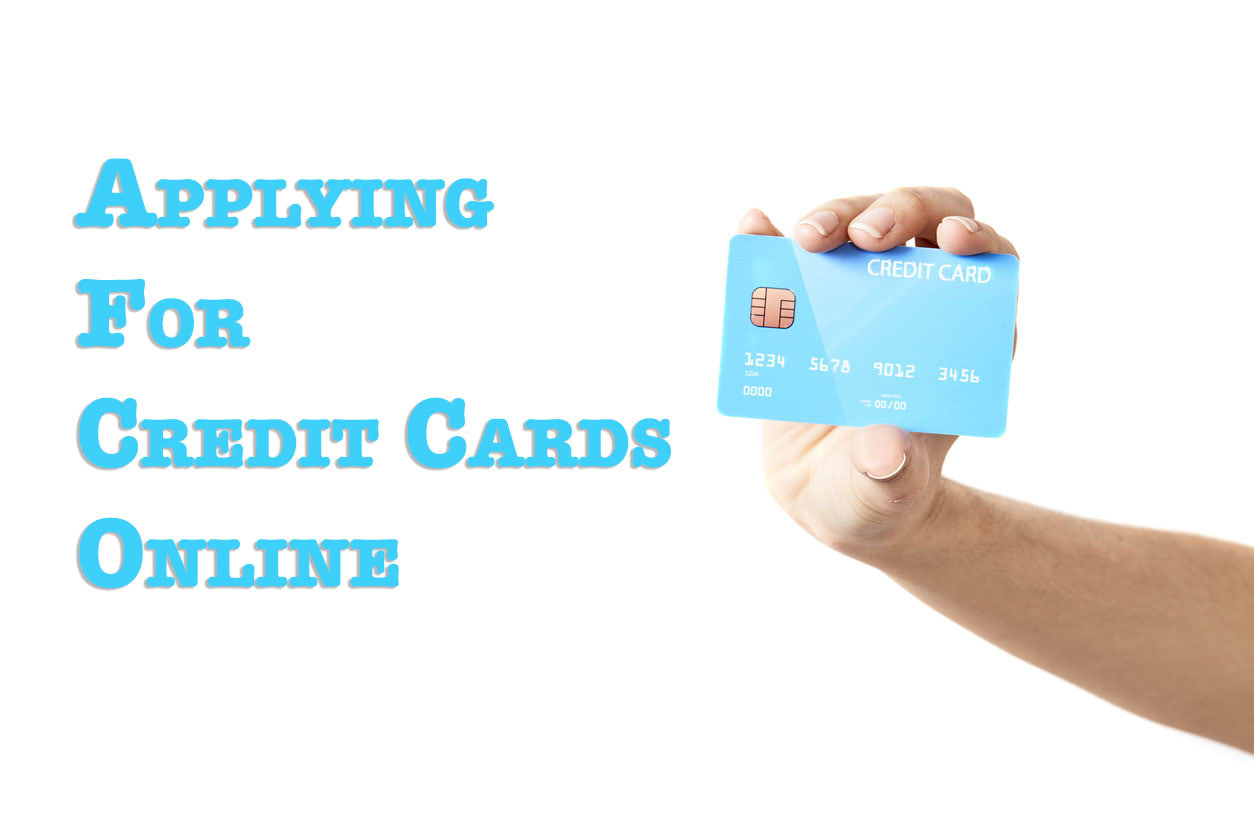 Applying for Credit Cards Online