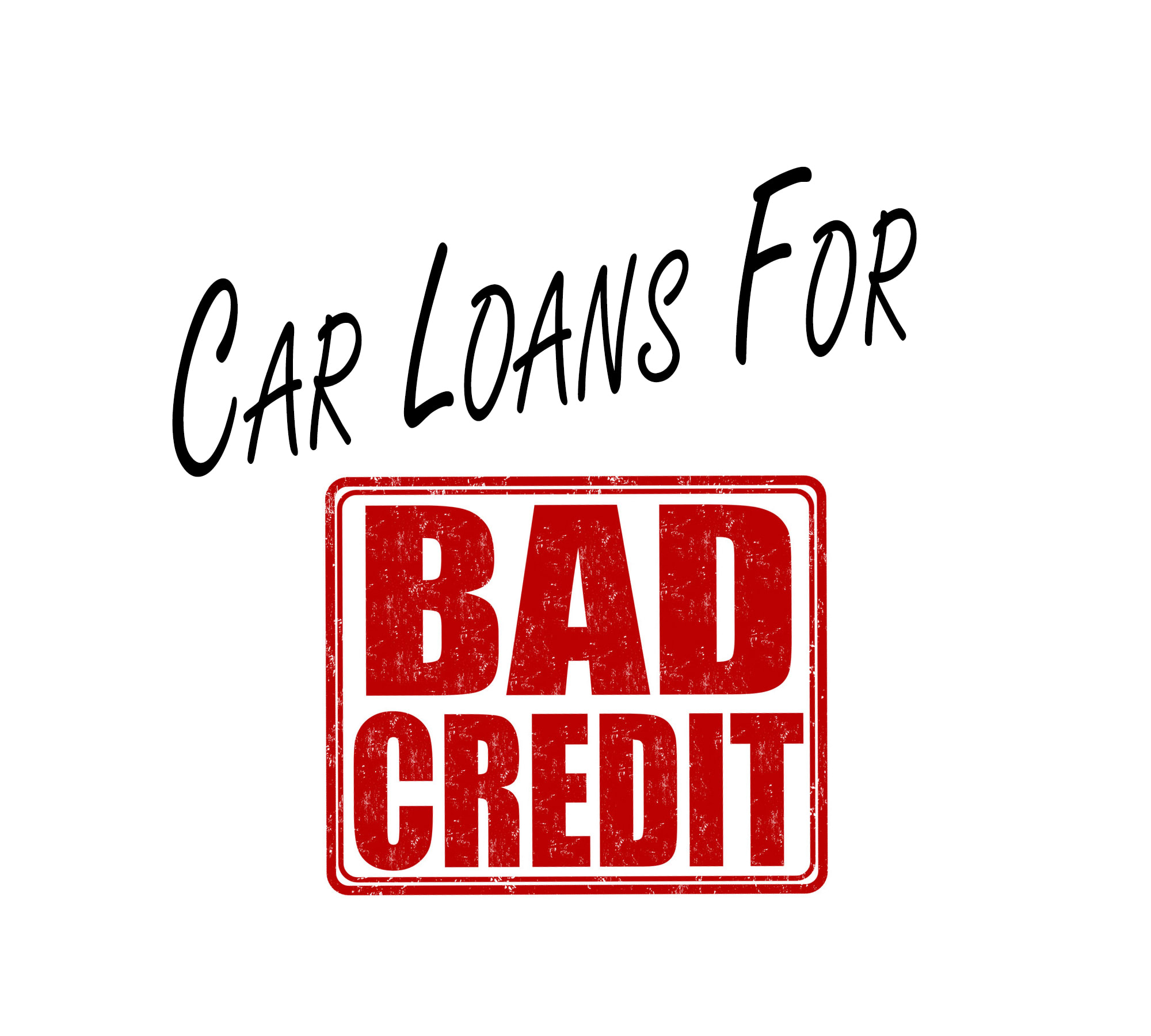 Securing a Car Loan with Bad Credit