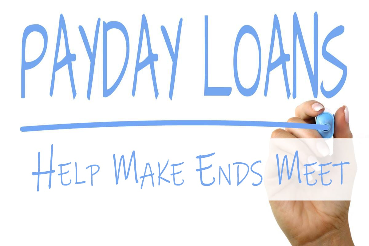 How a Payday Loan Can Help You Make Ends Meet