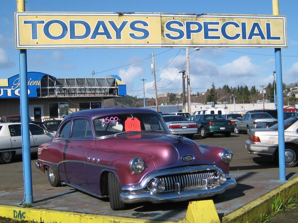 Dos and Don'ts for Buying a Used Car