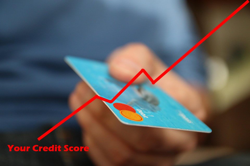 Building your credit score is easy with a secured credit card