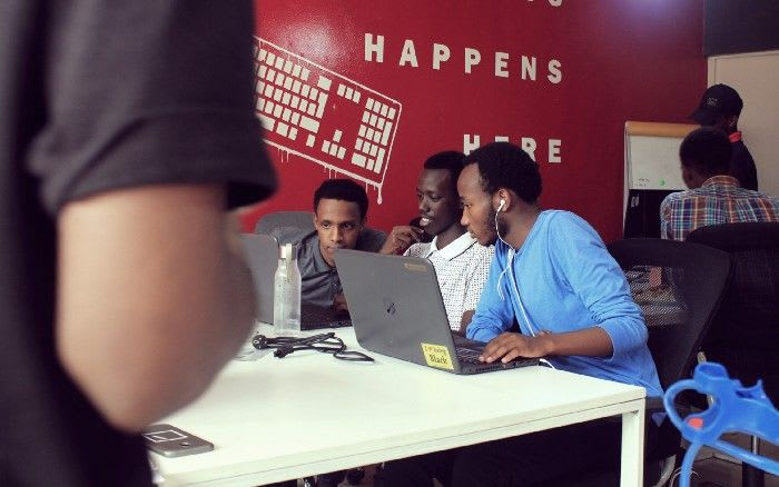 Youth Driving The Tech Of Africa.