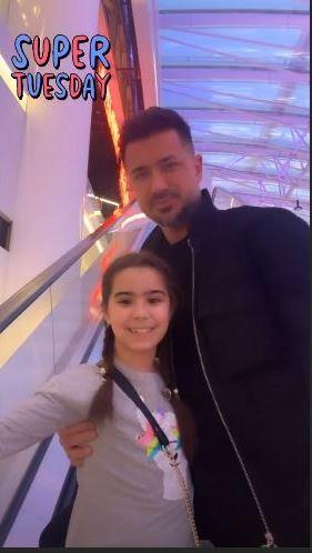 Экс-супруг Ани Лорак бизнесмен Мурат забрал общую дочь Софию и уехал с ней в  Украину
