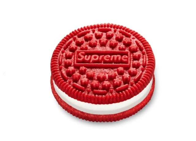 8 долларов за печенье: Supreme готовят коллаборацию с Oreo