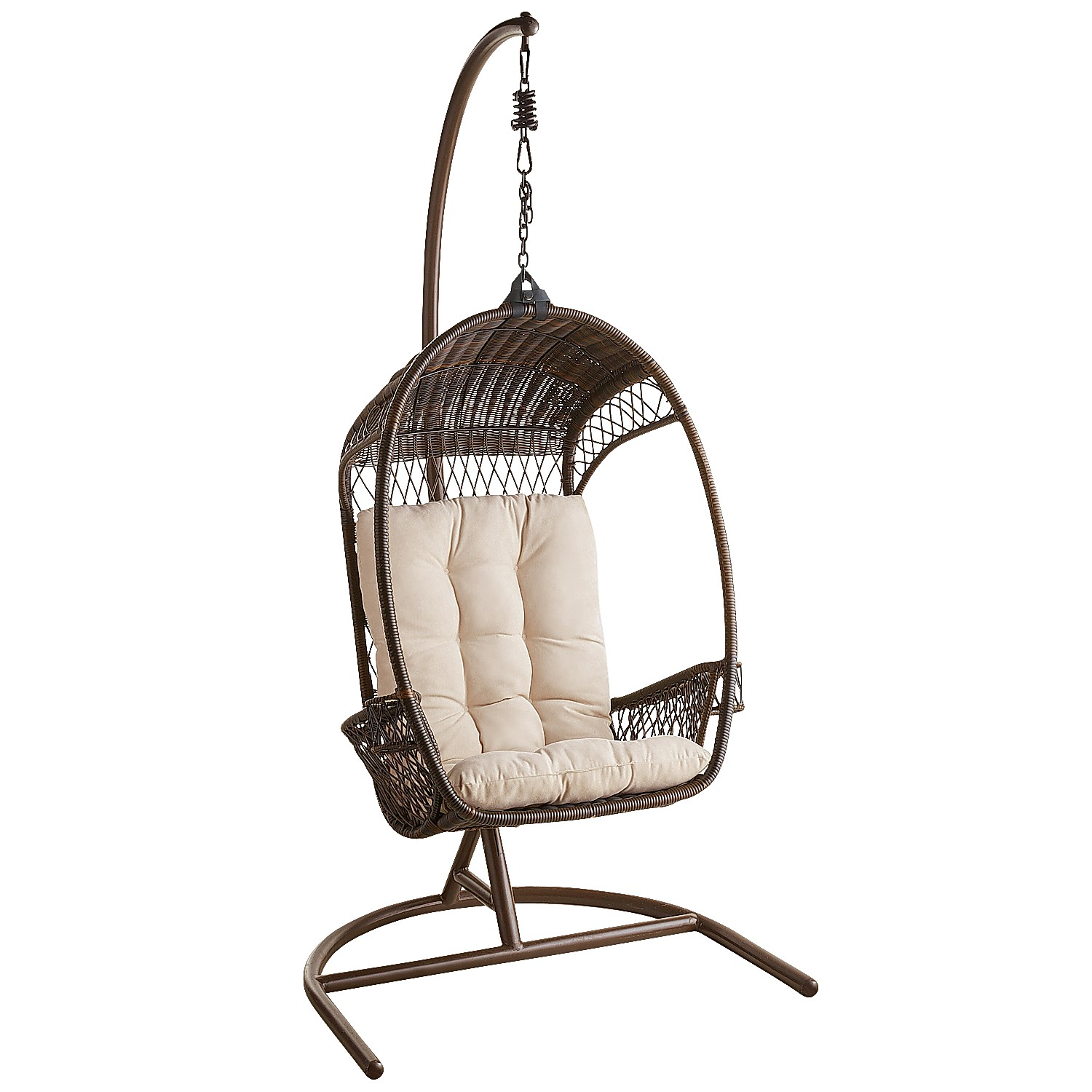 Picture of: Garden Chairs Swings Benches Leaf Shape Chair Only No Stand Rattan Hanging Chair Kdl Com Ng