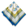 Bleuet Blue & Green Napkins Set of 6