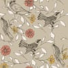 Tempaper® Novogratz Birds Self-Adhesive Wallpaper