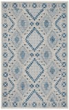 Essence 511 5' X 8' Gray Wool Rug