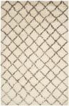 Gypsy 404 6' X 9' Ivory Wool Rug