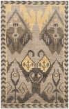 Gypsy 656 2' X 3' Gold Wool Rug