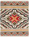 Gypsy 844 9' X 12' Multi Wool Rug