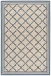 White Polypropylene Rug 4' x 6'
